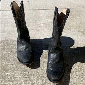 Durango® Gambler Black Western Boot Men